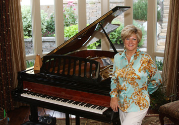 Dianne Leavitt piano