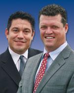 Rudy Pedroza & Paul Blad
