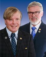 Stefan Patrik Kristoffersen and Øistein Bekkvang