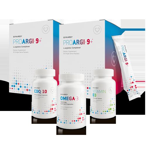 ProArg-9+ & Heart Health